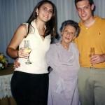 Tiquinha 80 anos com Maiara e Vinicius